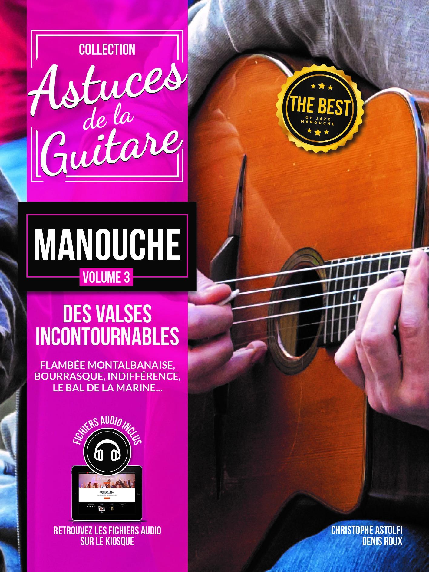 Astuces de La guitare Manouche Vol 3