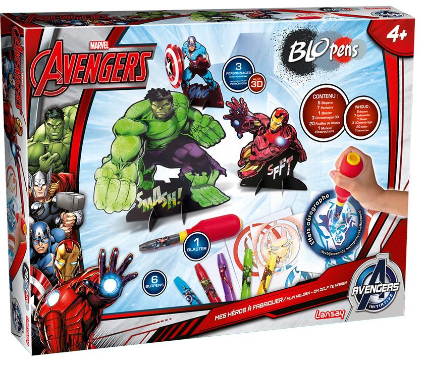Blopens - Avengers