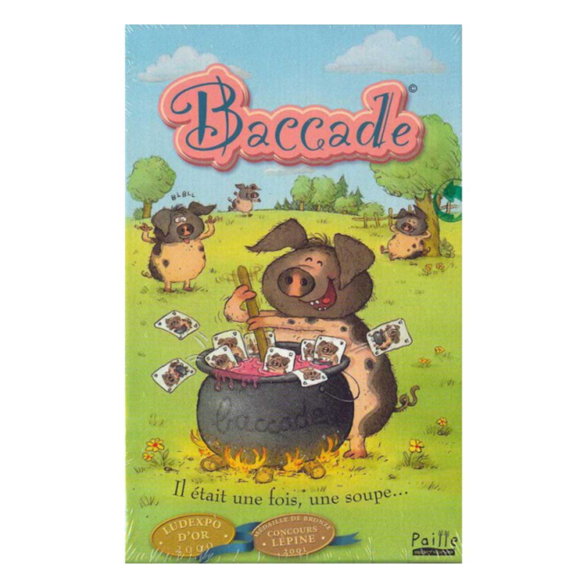 Baccade - Paille Editions