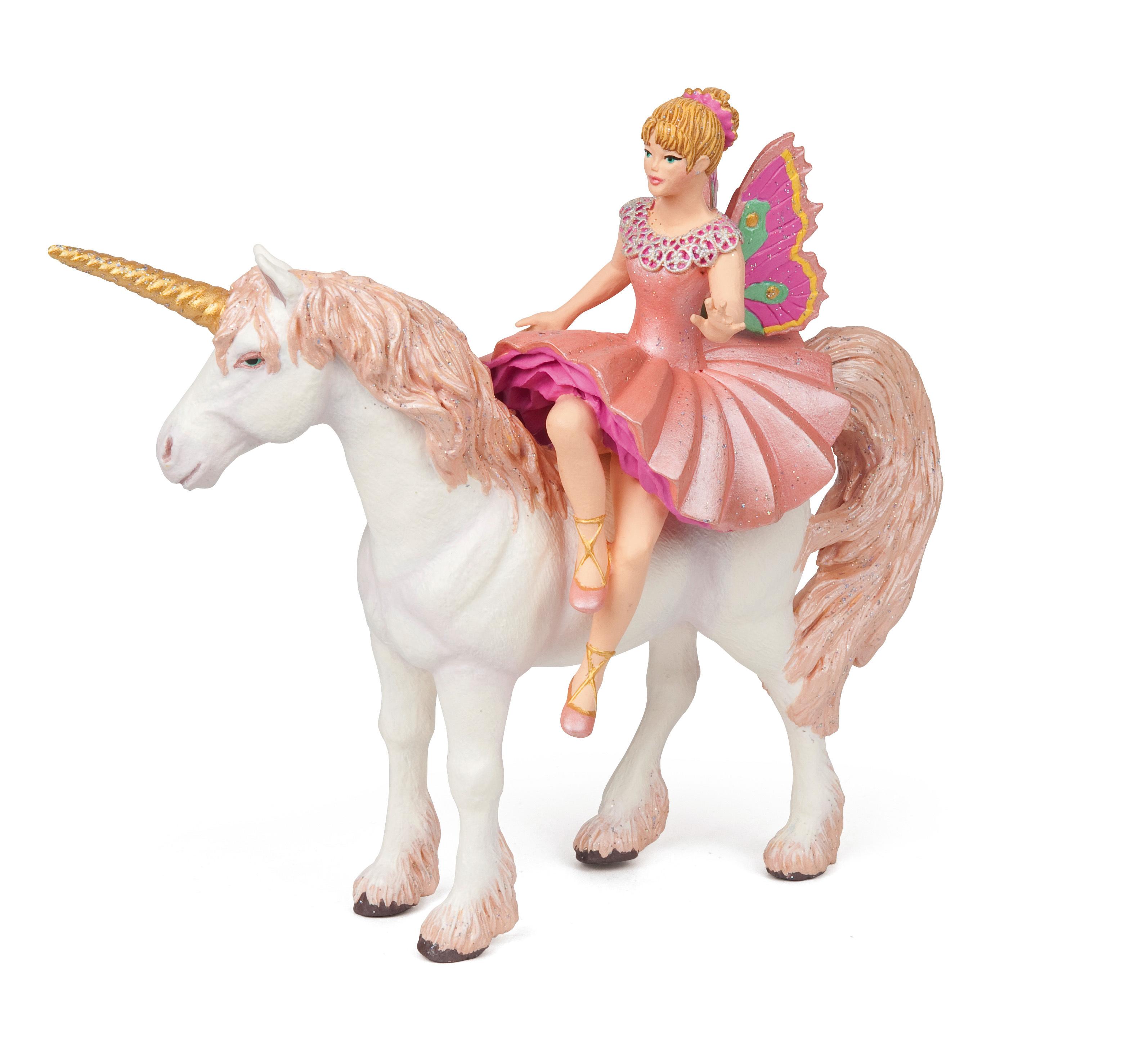 Ballerine sur sa licorne - PAPO - 38822