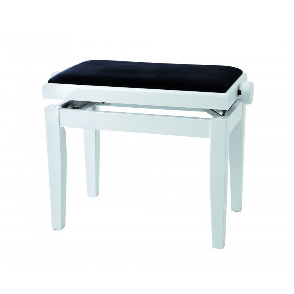 Shiver -Banquette piano Blanc mat