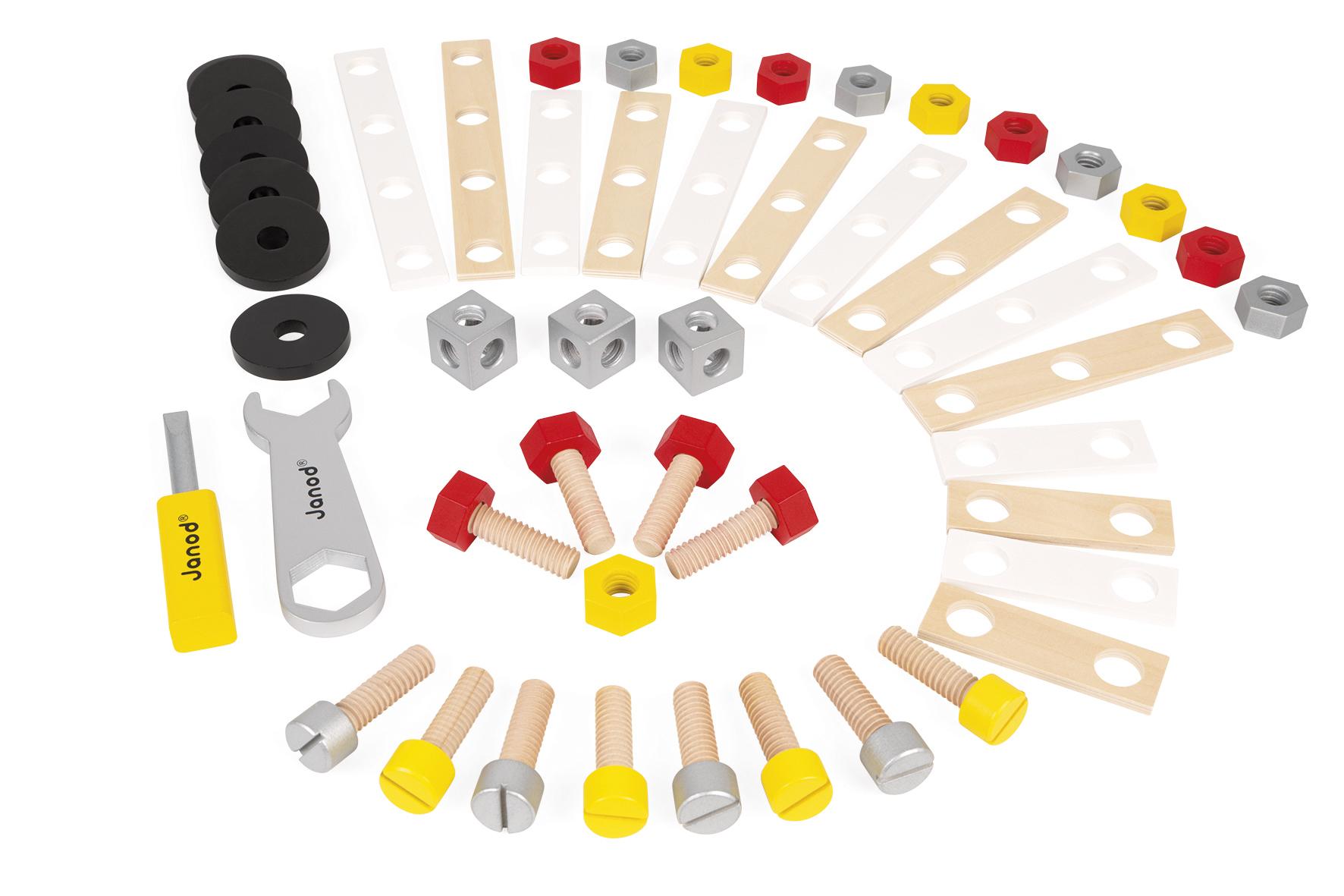 Baril Redmaster - 50 pièces - bois