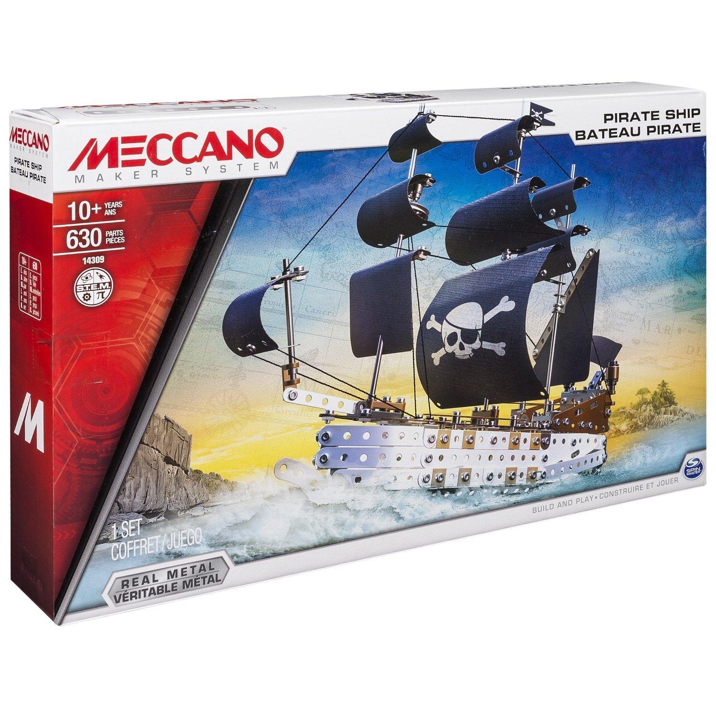 Bateau Pirate - 6026721 - Meccano