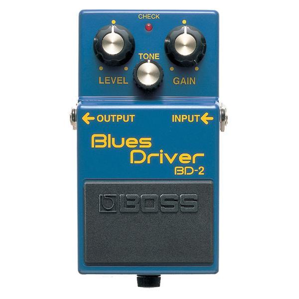 Boss - Pédale BD-2 : Son Guitare Blues