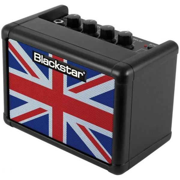 Blackstar - Fly 3 Bleutooth mini ampli 3W version Union Jack