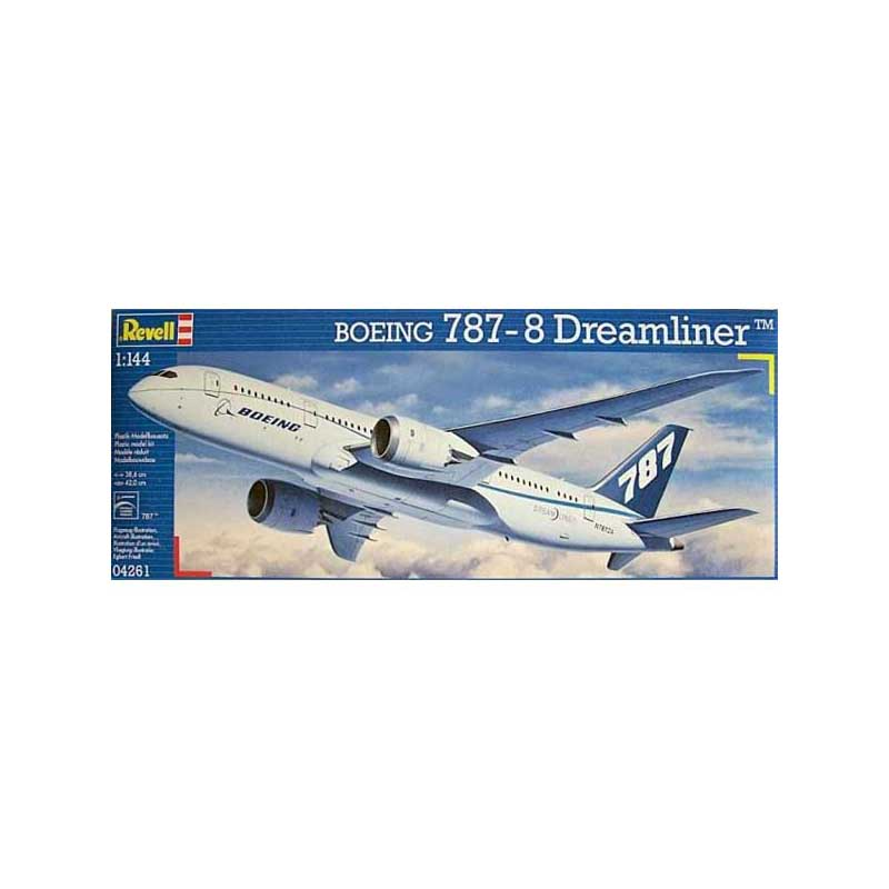 Maquette avion - Boeing 787-8 Dreamliner