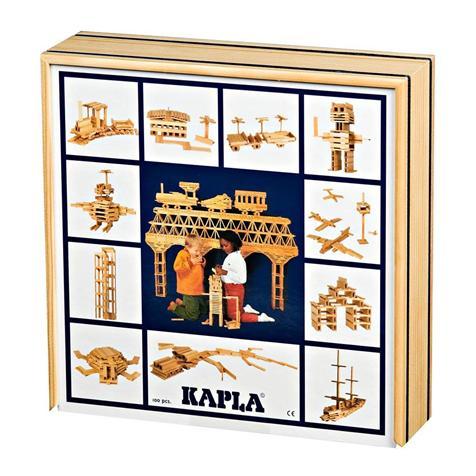 100 planchettes Kapla