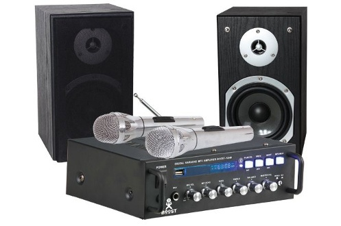 Boost - KS40 Bluetooth Pack Karaoke