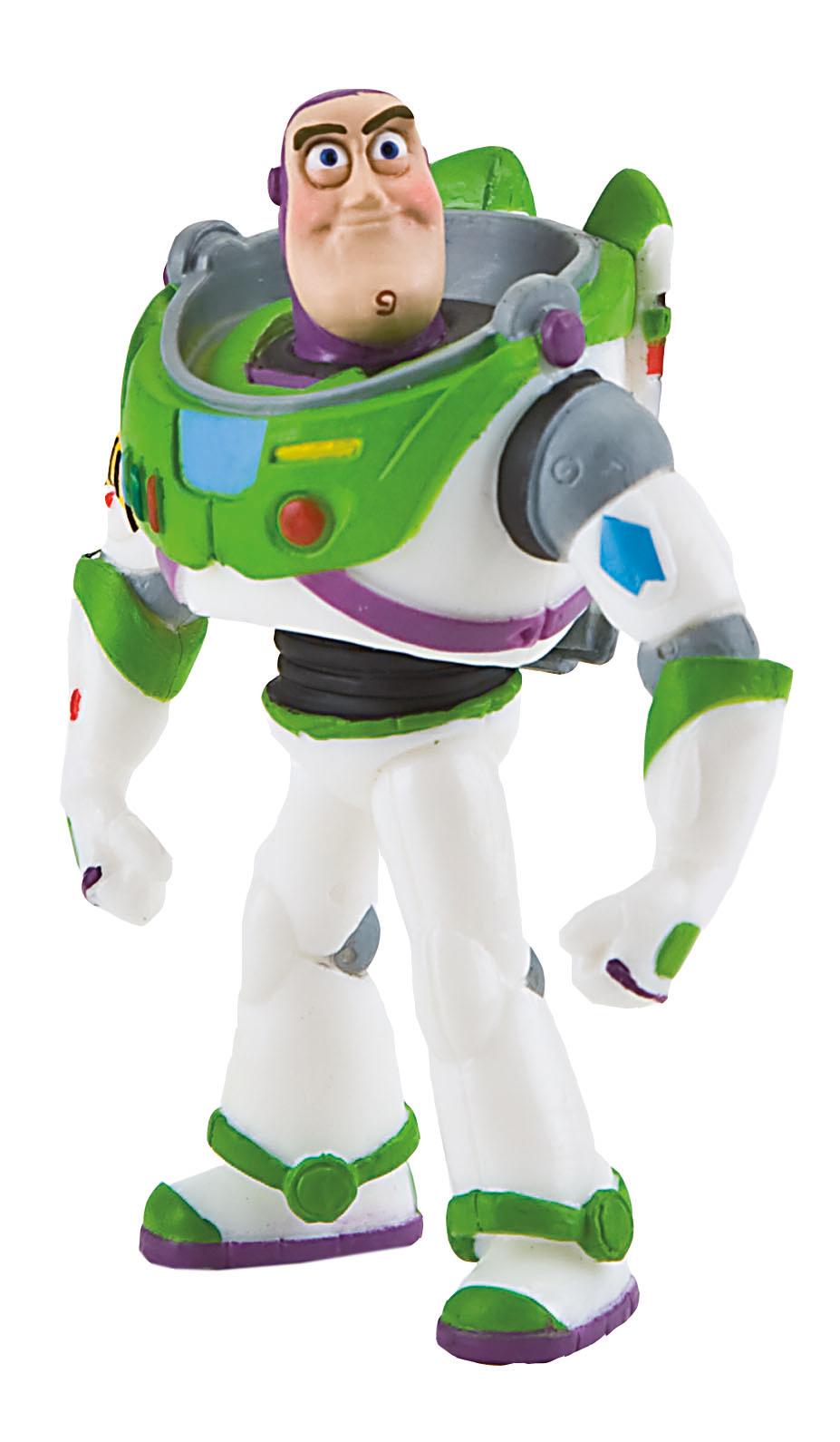 Figurine Toy Story Disney - Buzz L'Eclair - 9 cm