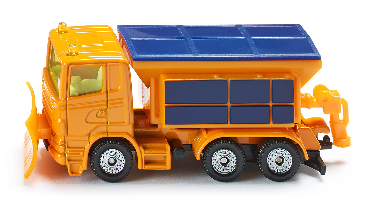 Camion Chasse neige - Siku - Modèle 1309