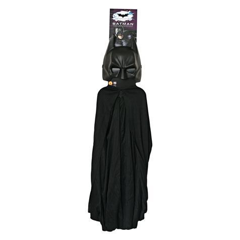 Batman - Cape et masque pour déguisement