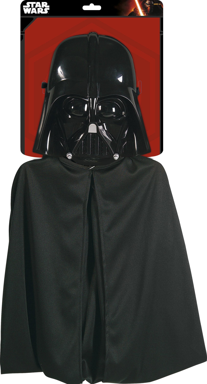Dark Vador - Cape et masque pour déguisement