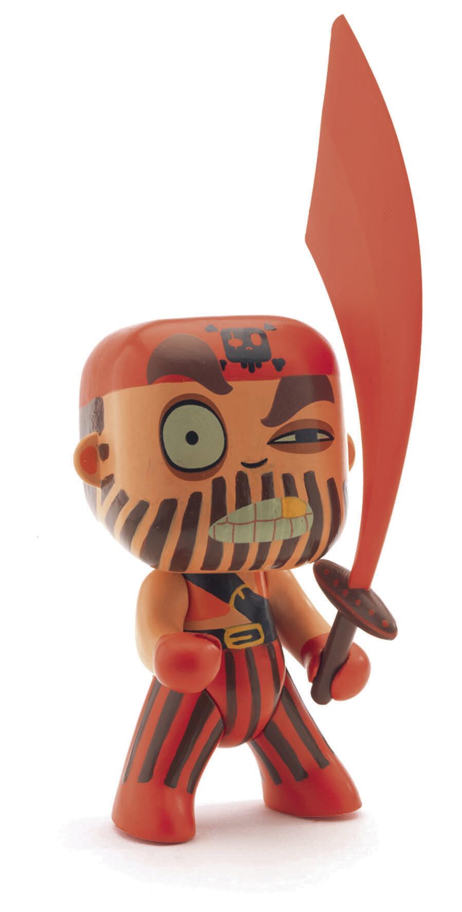 Figurine  - Captain Red