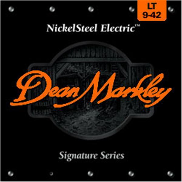 Dean Markley - Jeu de cordes pour guitare électrique Nickel Steel - 2502B