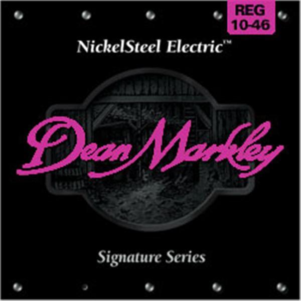Dean Markley - Jeu de cordes pour guitare électrique Nickel Steel - 2503B