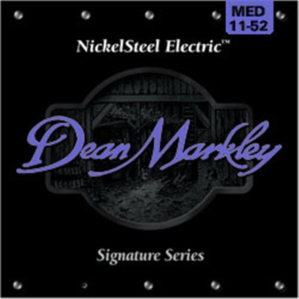 Dean Markley - Jeu de cordes pour guitare électrique Nickel Steel - 2505B