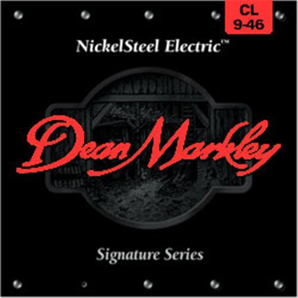 Dean Markley - Jeu de cordes pour guitare électrique Nickel Steel - 2508B