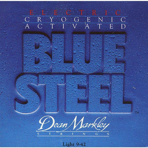 Dean Markley - Jeu de cordes pour guitare électrique Blue Steel - 2554