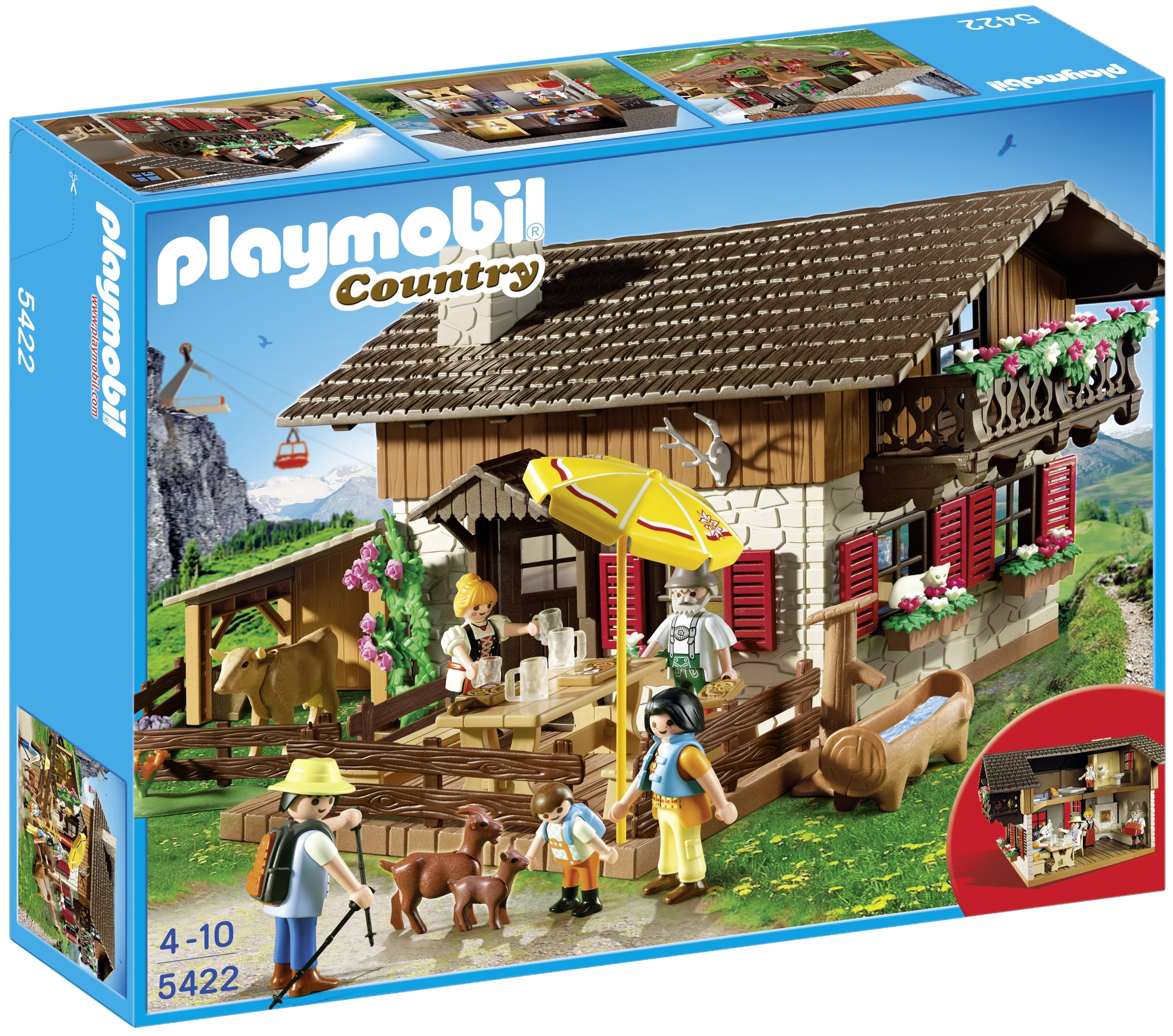Chalet - Playmobil Country 5422
