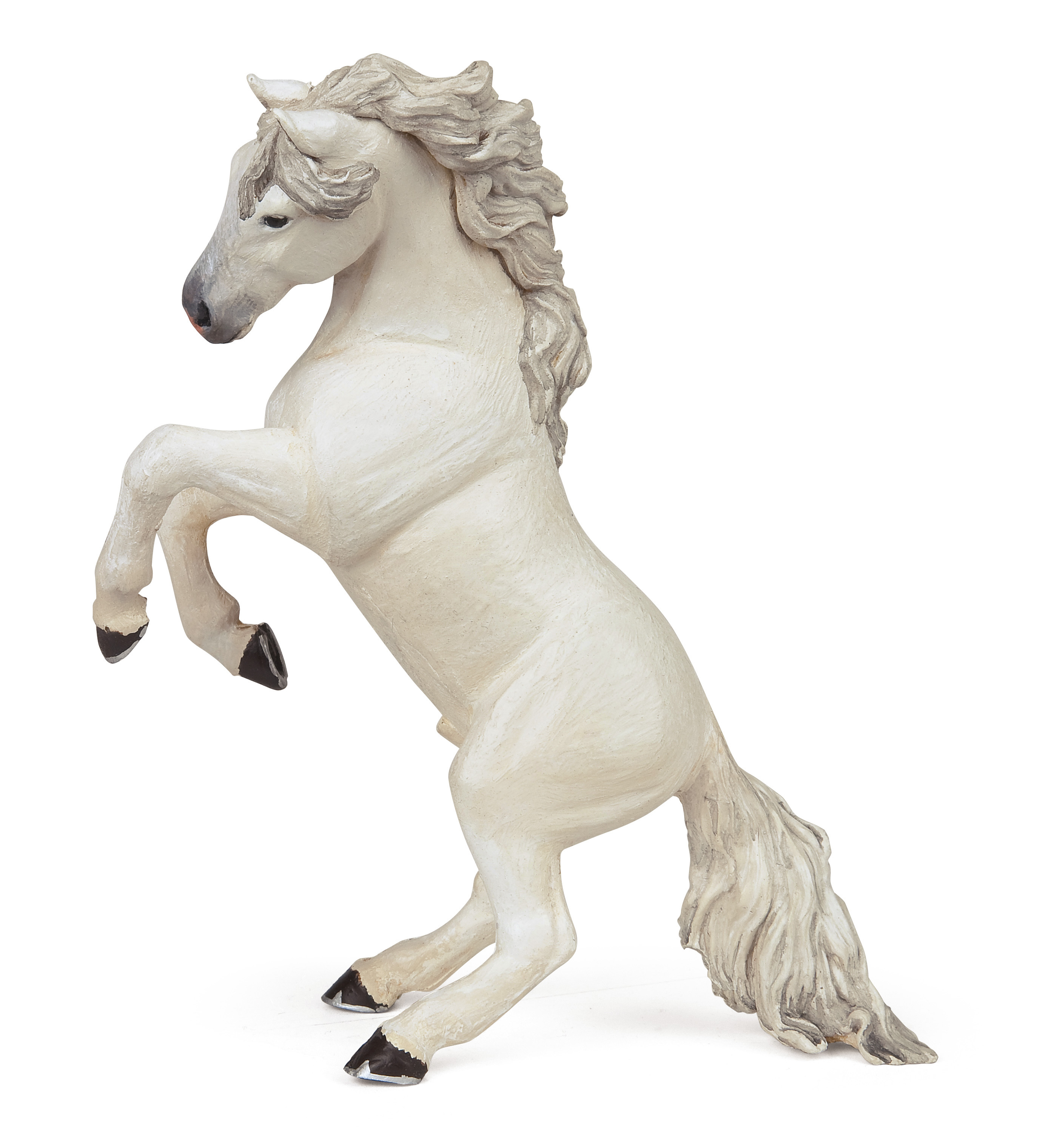 Cheval cabré blanc  - PAPO - 51521