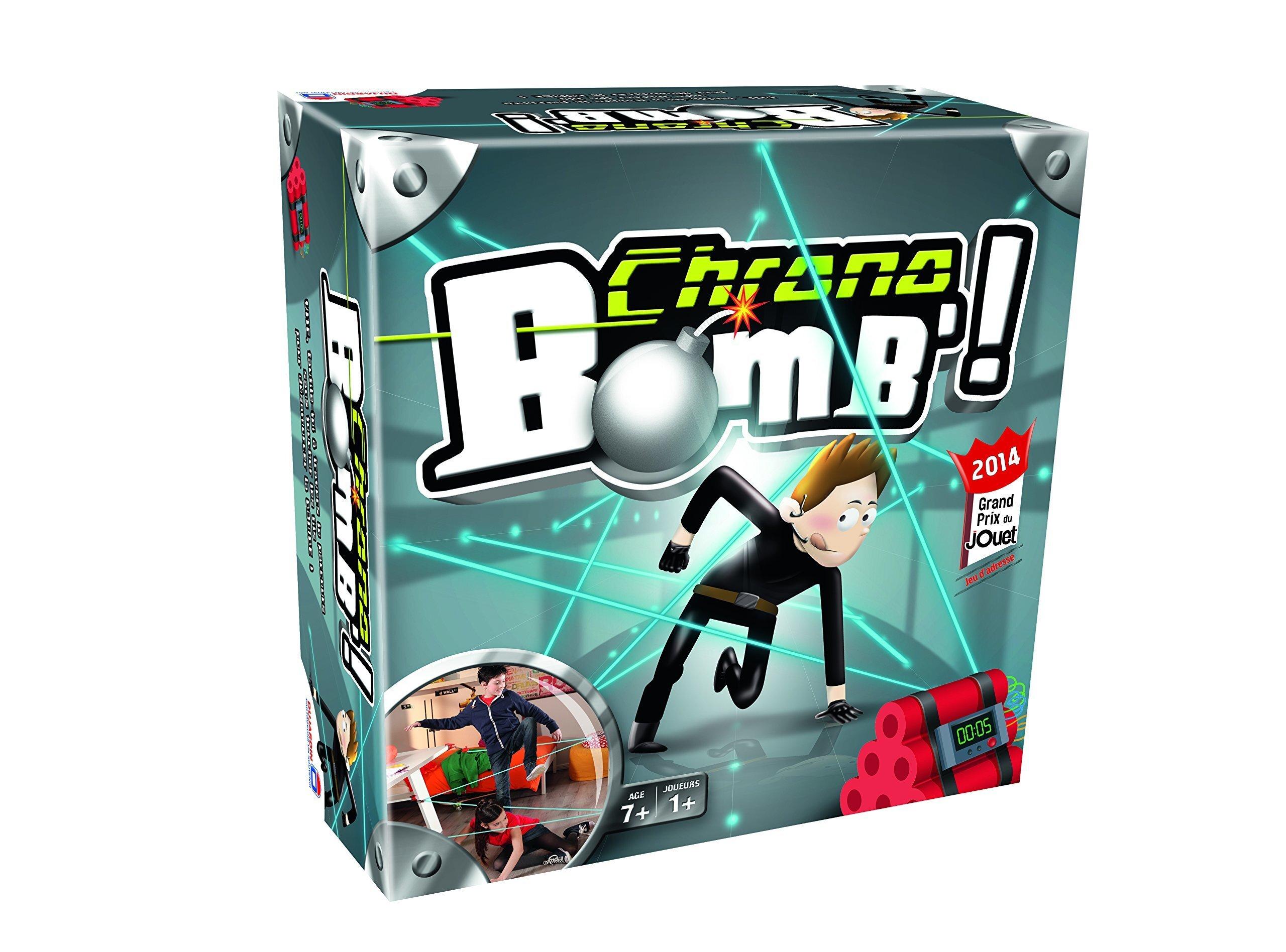 Chrono Bomb' !