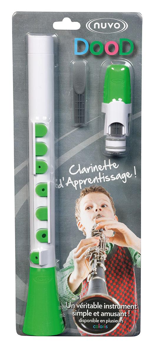 Nuvo - Clarinette blanc/vert - VNU N415DWGN