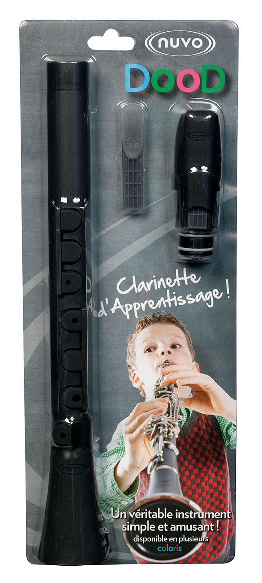 Nuvo - Clarinette noir - VNU N415DBBK