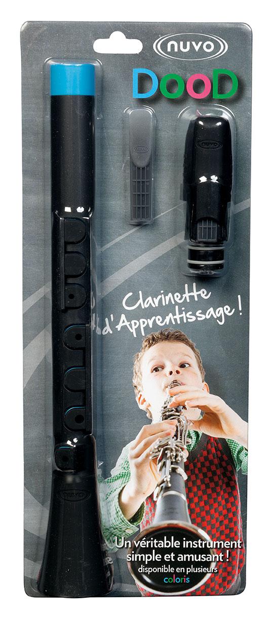 Nuvo - Clarinette noir/bleu - VNU N415DBBL