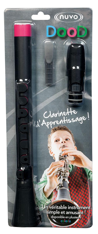 Nuvo - Clarinette noir/rose - VNU N415DBPK
