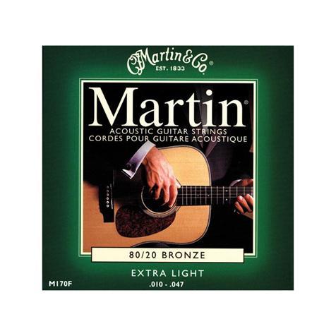 MartinandCo - Jeu de cordes en bronze 80/20 170