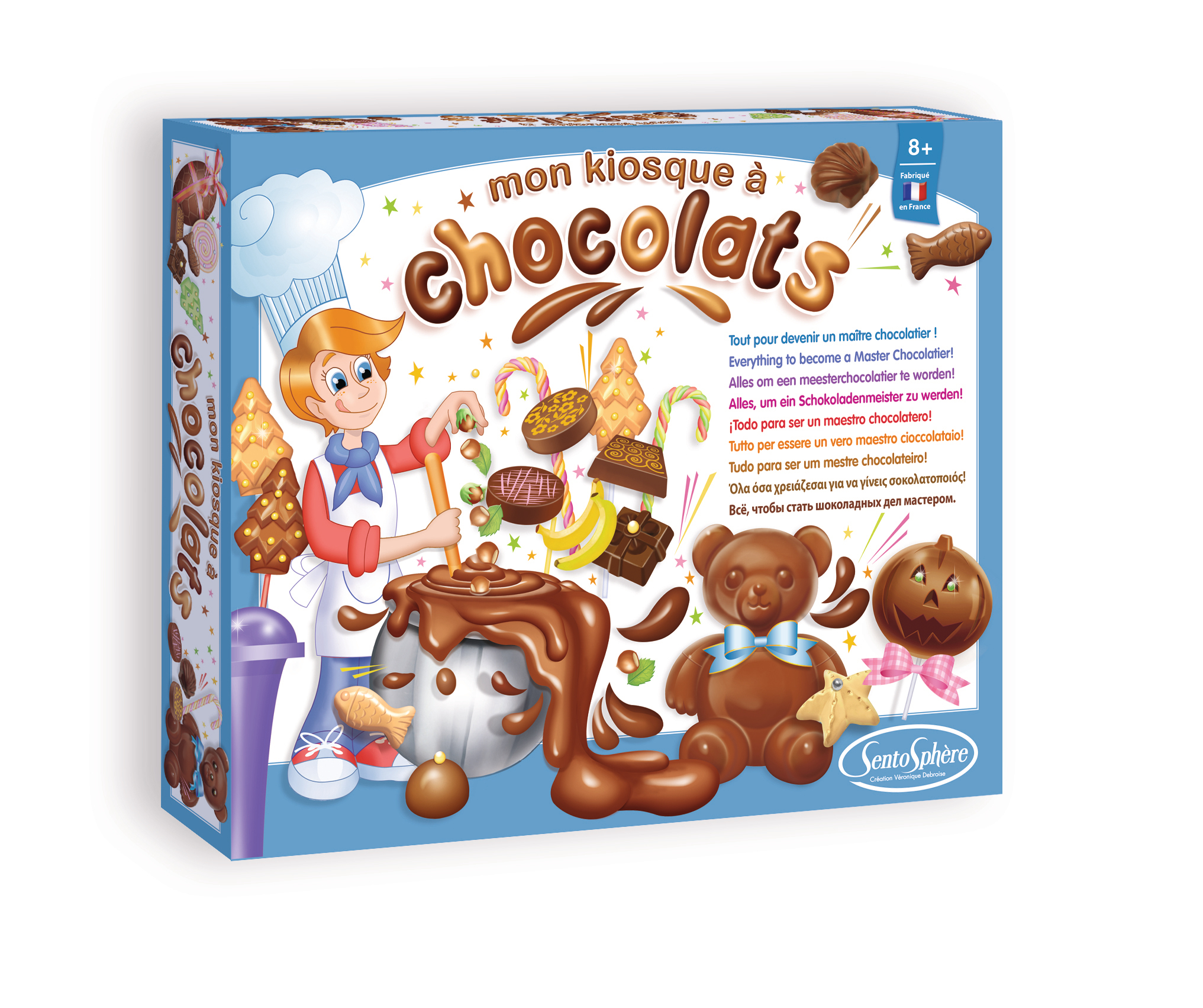 Le kiosque à chocolat