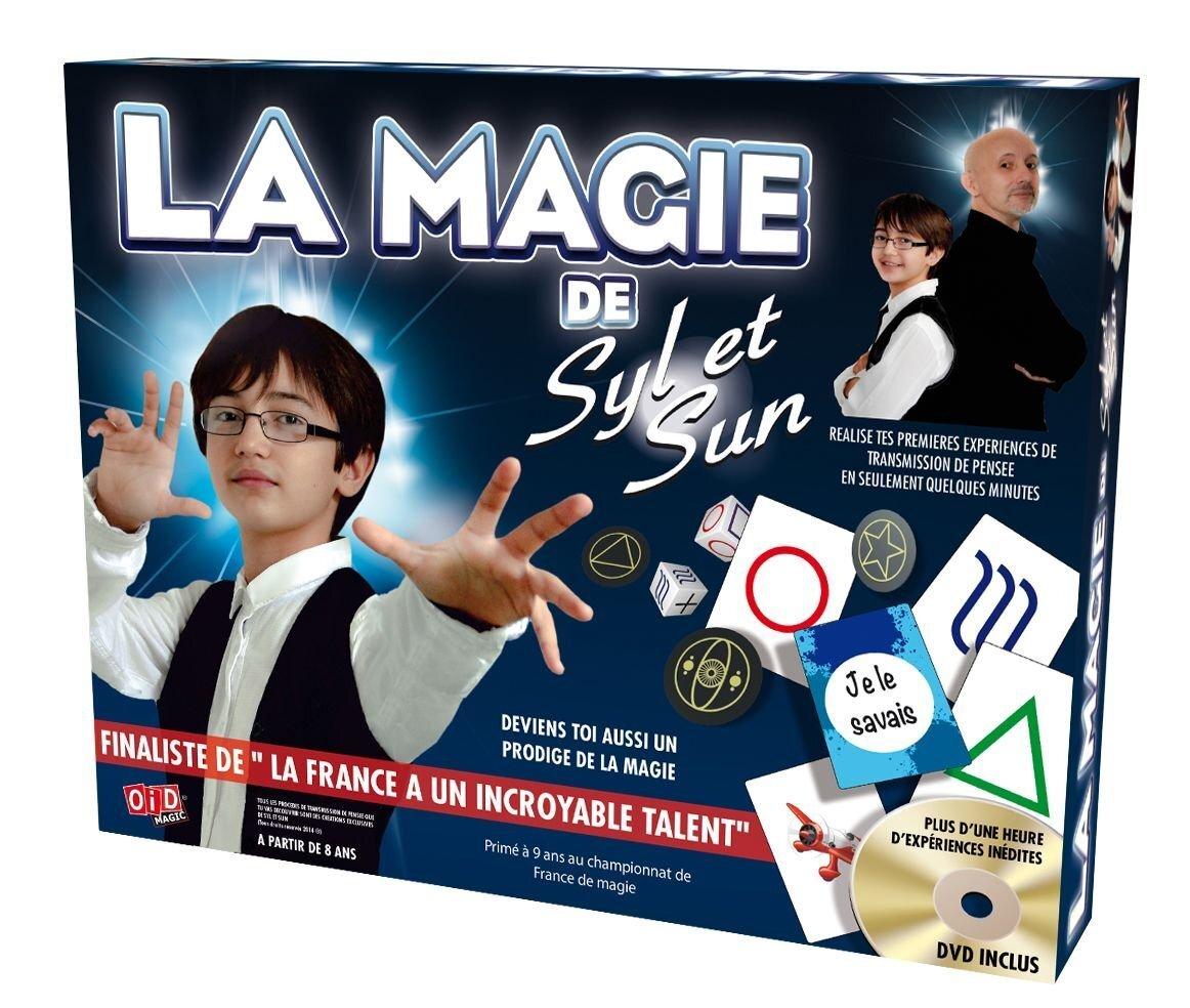 Coffret pro mentaliste Syl et Sun - Magie
