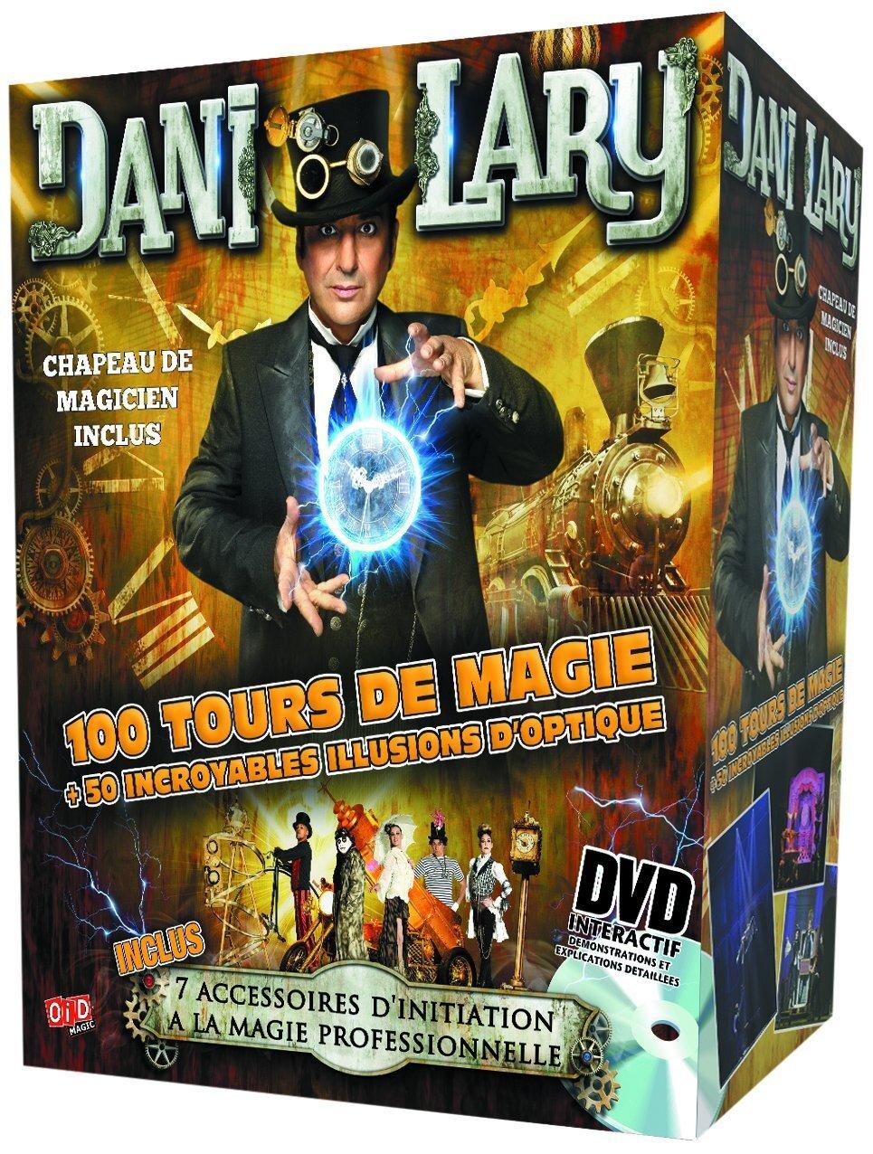 Coffret pro Dani Lary - Magie