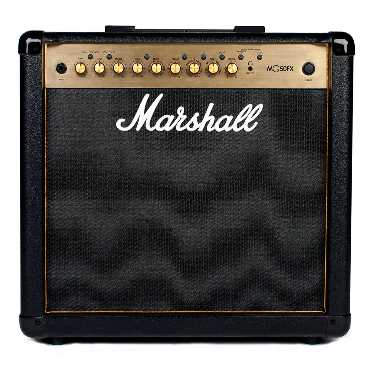 Marshall - MG50FX - Ampli guitare