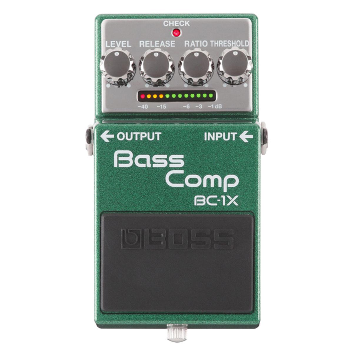 Roland - BC-1X Compresseur pour basse intelligent