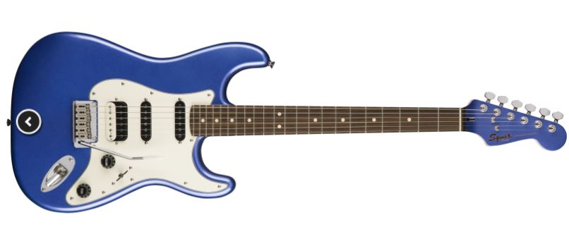 CONTEMPORARY STRATOCASTER® HSS, ROSEWOOD FINGERBOARD, OCEAN BLUE