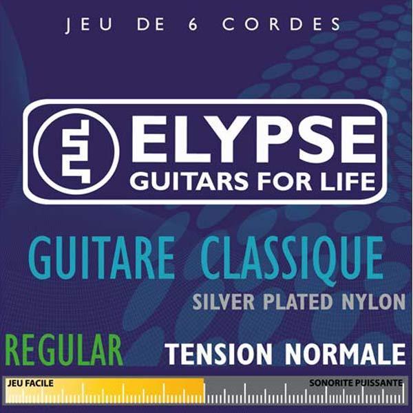Cordes pour guitare classique CS-345 - normal