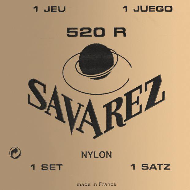 Savarez - Cordes guitare classique 520R