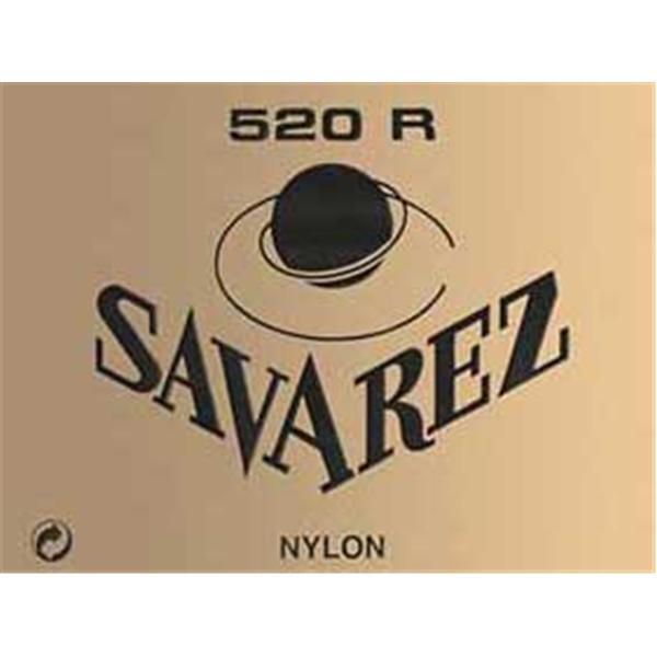 Corde guitare classique MI-1 - 521R rouge - Savarez
