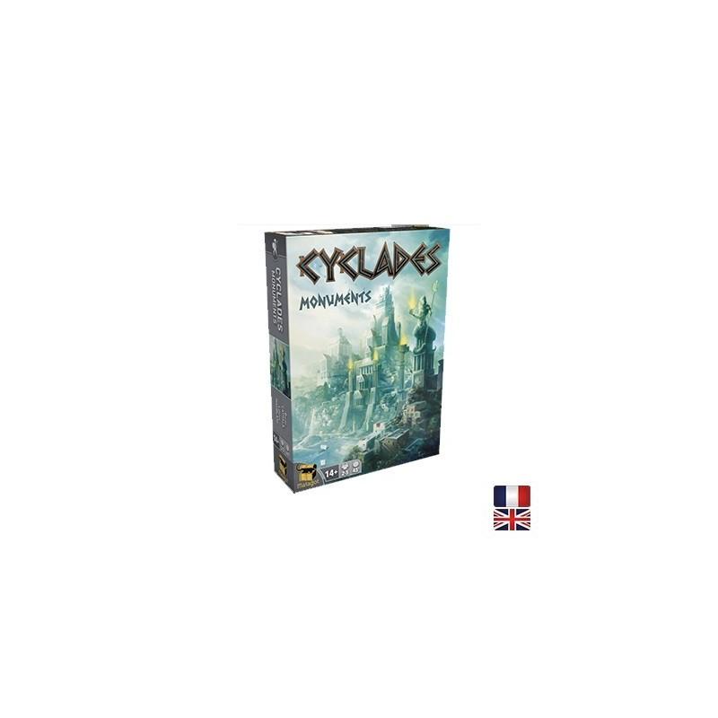 Boite de Cyclades Ext Monuments