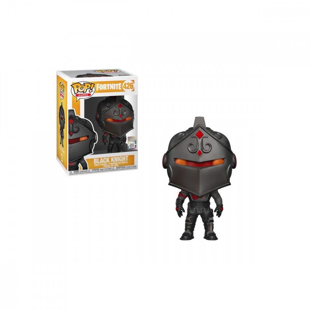 Chevalier Noir Fortnite Figurine Funko Pop N 426 Objets A