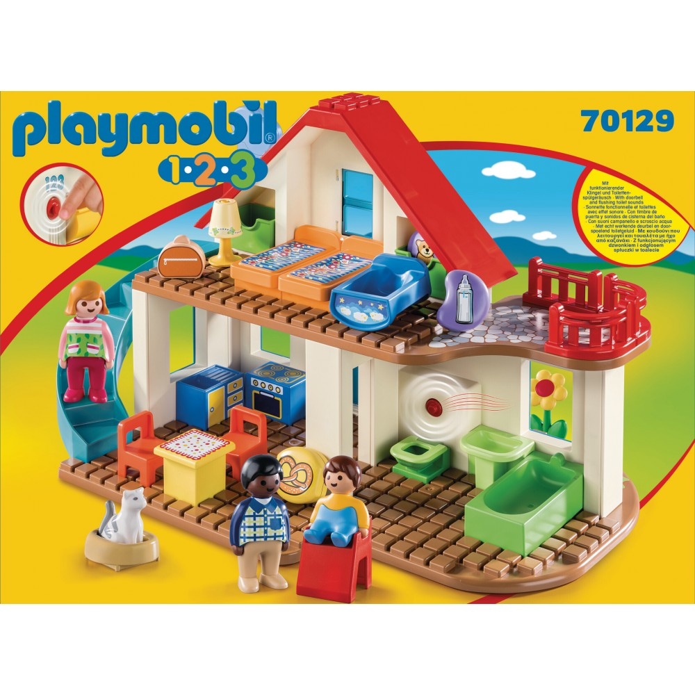 Outils playmobil ref 123