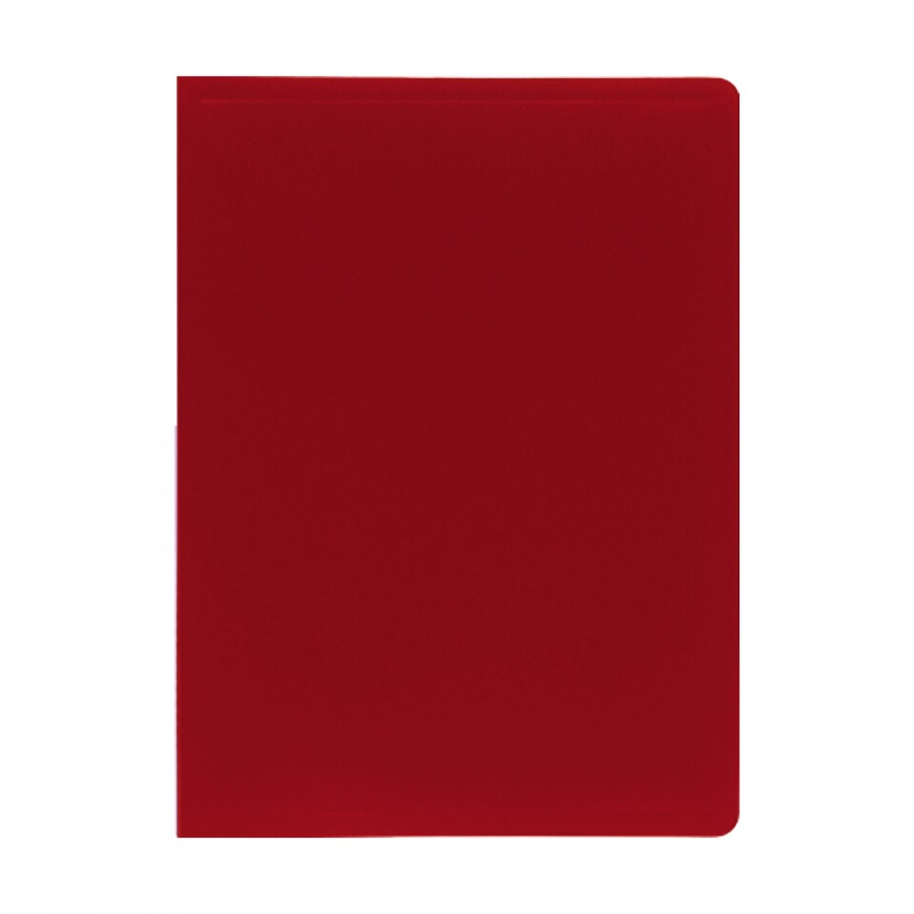 Prot ge documents 21x29 7 cm 60 vues rouge for Porte vue 60 vues carrefour