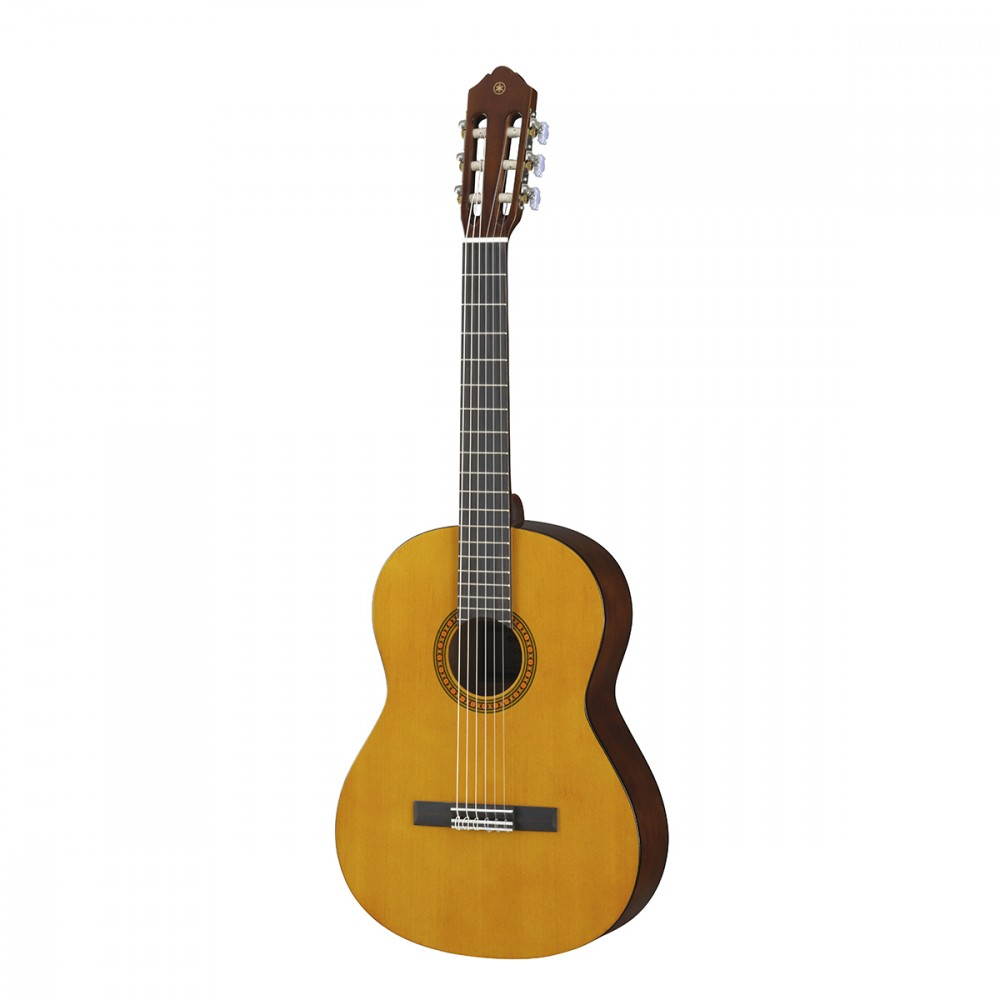 yamaha guitare classique cs40ii naturel instruments de musique guitare classique cultura. Black Bedroom Furniture Sets. Home Design Ideas