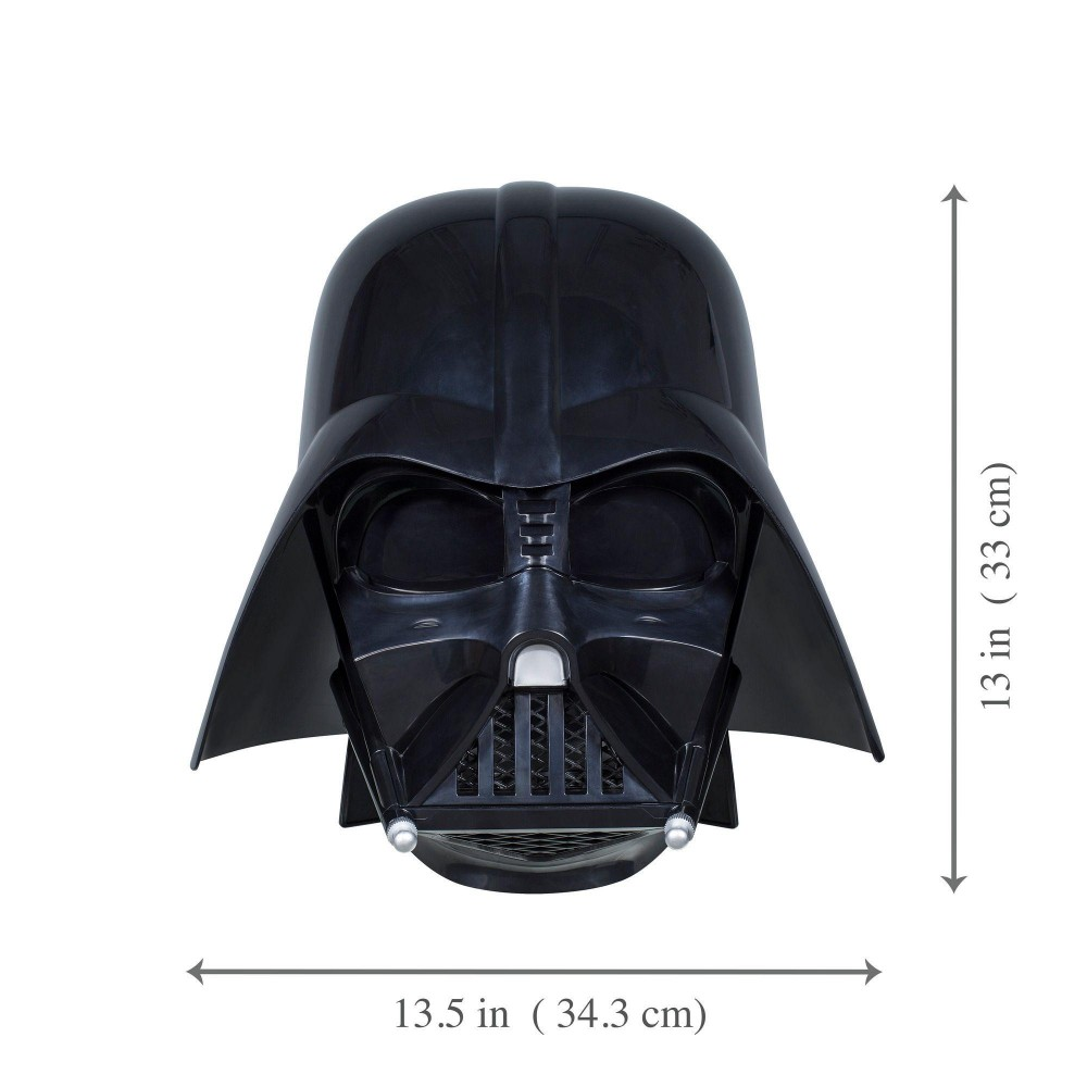 Star Wars The Black Series Casque électronique Dark Vador