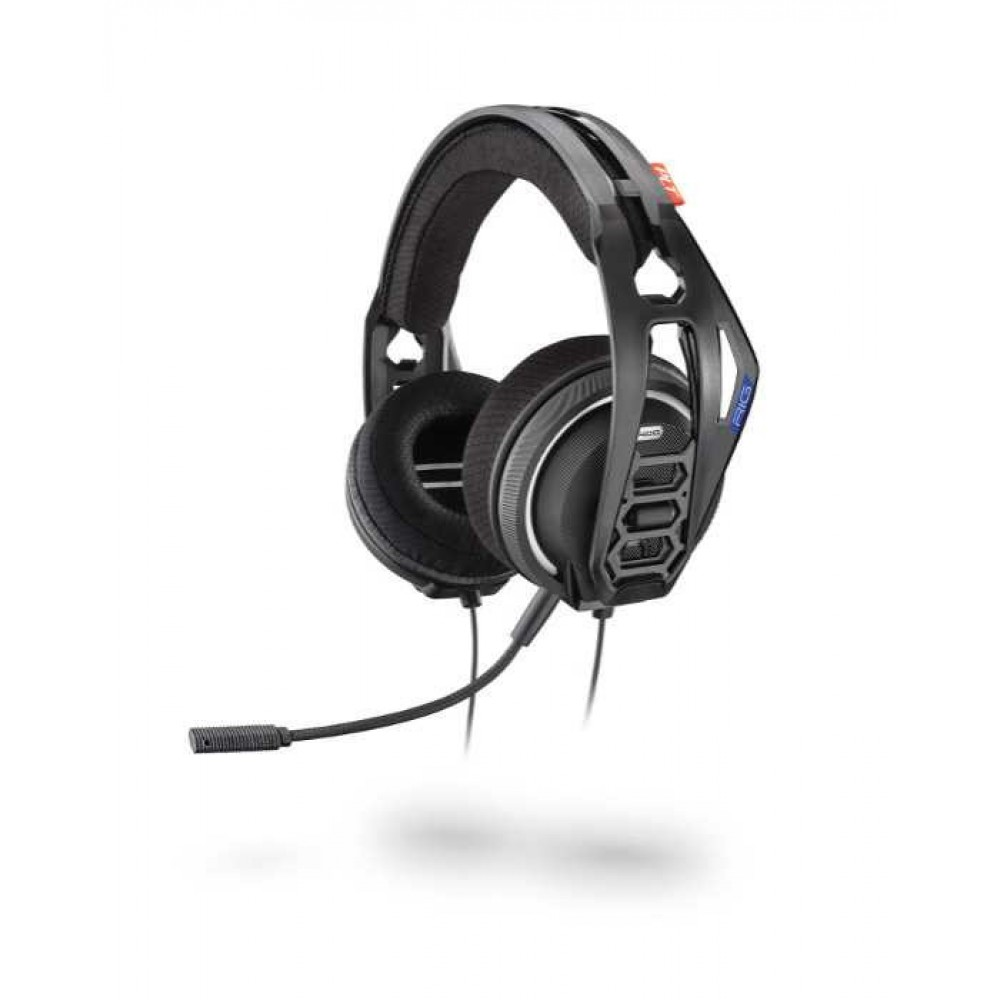 Casque Micro Plantronics Stereo Filaire Rig400hs Accessoires Ps4