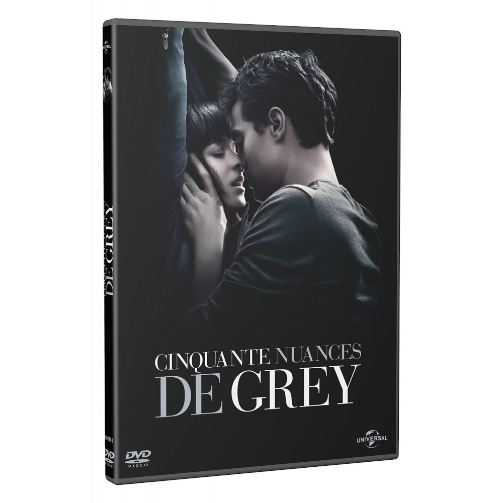 Cinquante nuances de grey fifty shades of grey dvd for Chambre 50 nuances de grey