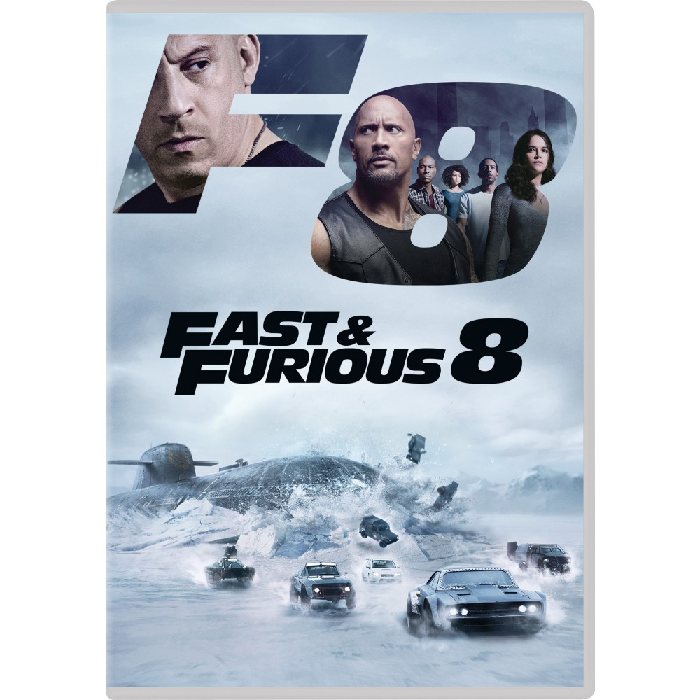 fast and furious 8 4k blu ray action aventure tous. Black Bedroom Furniture Sets. Home Design Ideas
