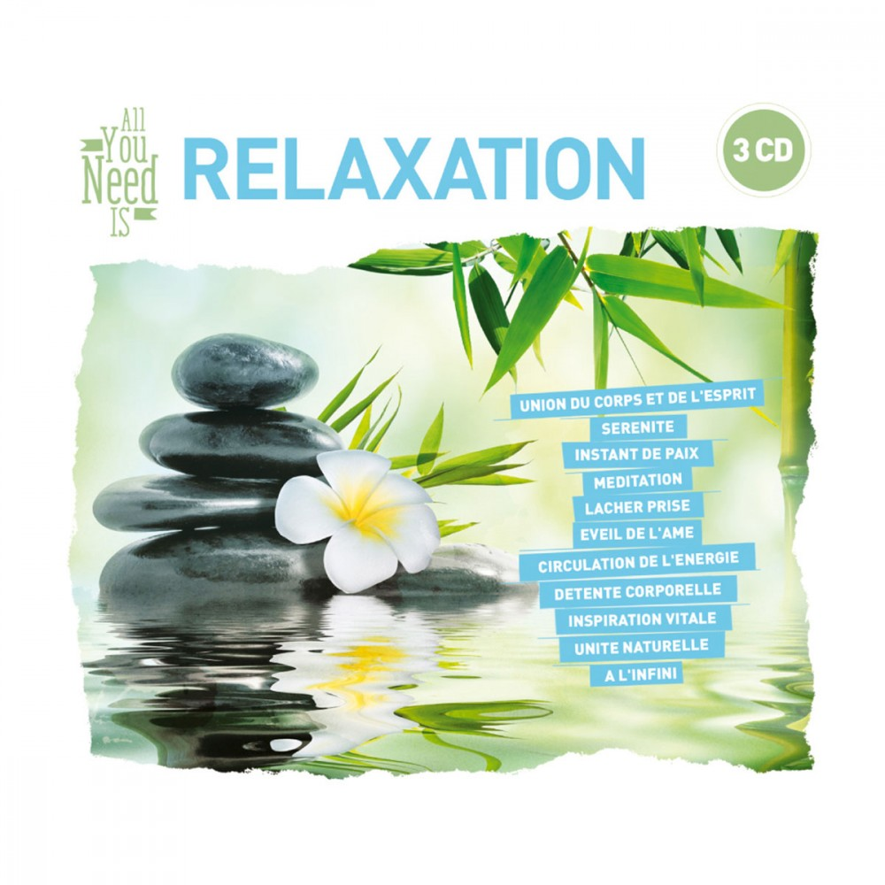relaxation you