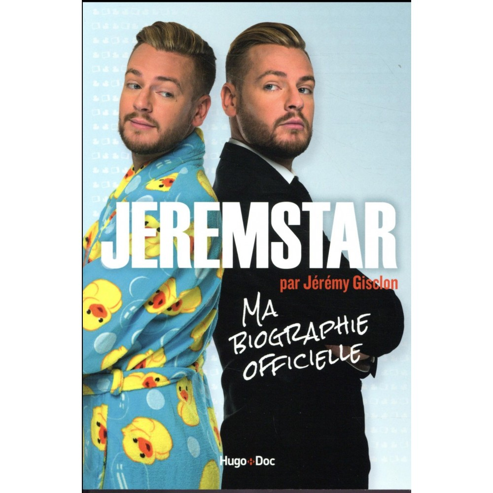 Jeremstar Ma Biographie Officielle